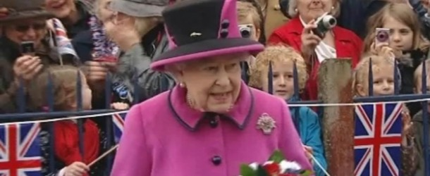 Musicroom Exeter celebrate the Queen's visit with special in-store deals and offers