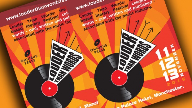 Louder Than Words, the UK's biggest music writing festival
