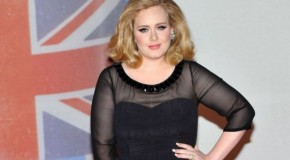 Adele wins twice at The Ivors 2012