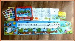 Music For Kids Jingle Puzzles reviewed