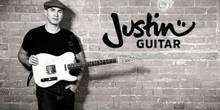 Justinguitar's beginner's guitar course