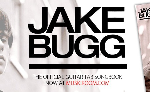 Out now: Jake Bugg – the official debut album album songbook for guitar