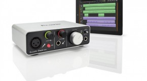 Focusrite announce iTrack solo – available now for preorder