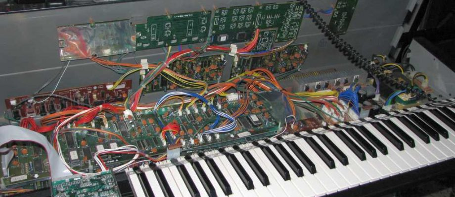 Floppy Disko: Making Music With Hard Drives