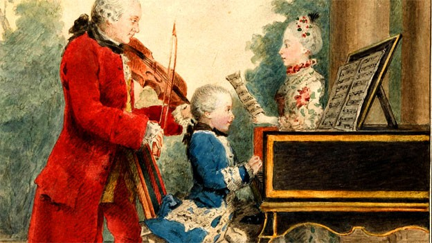 Hear Mozart's Violin Played For The First Time Ever (In The U.S)