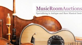 Get your antique and rare instruments valued at Musicroom Bristol this February