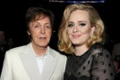 Adele and Sir Paul McCartney top musical rich lists