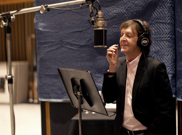 Could Paul McCartney branch out into video games music?
