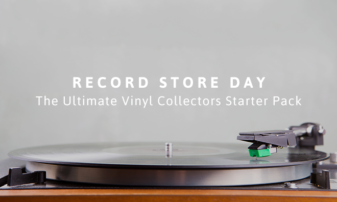 Record Store Day: The Ultimate Vinyl Collectors Starter Pack