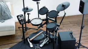 Musikmesse 2012: Roland upgrade V-Compact electronic drum range