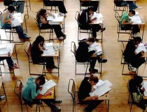 the-decision-to-re-introduce-final-exams-for-gcses-in-england-could-signal-the-end-of-bite-sized-staggered-tests-in-wales-687378781