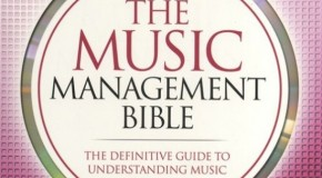 Music Management Bible sets the standard for future music managers