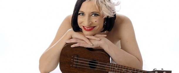 Tricity Vogue's ukulele lunch date at Musicroom Edinburgh – August 3 and 10