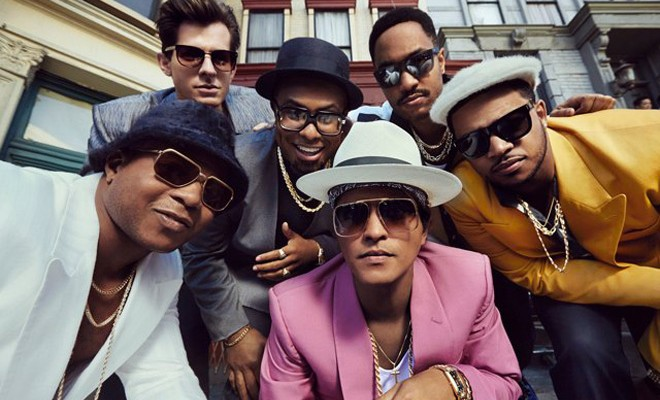 """Mark Ronson's """"Uptown Funk"""" Has Now Credited The Gap Band"""