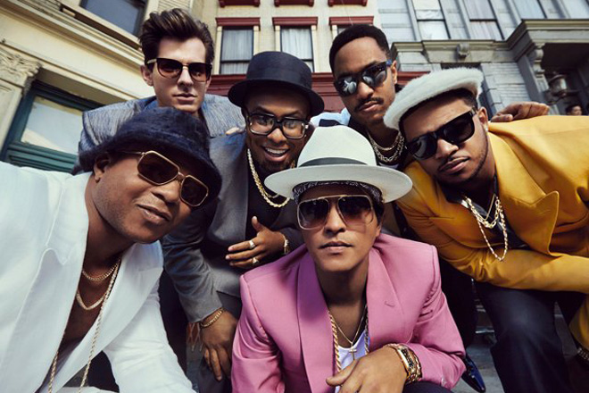 "Mark Ronson's ""Uptown Funk"" Has Now Credited The Gap Band"