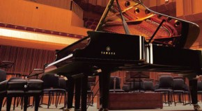 Yamaha's CFX concert grand piano set to wow Ribble Valley festival